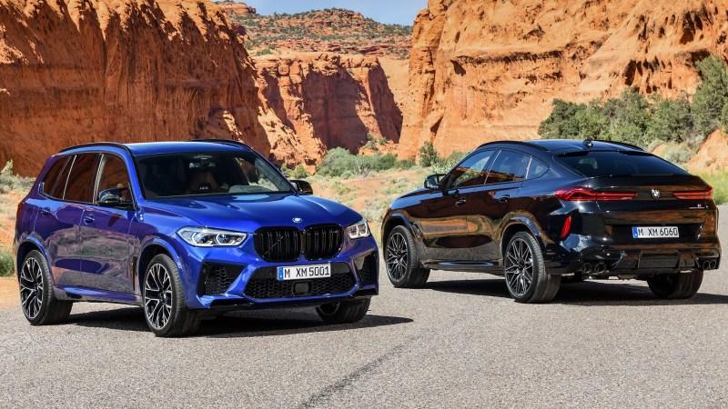 BMW X5 M и X6 M 2020 обновились: главные изменения в двигателях