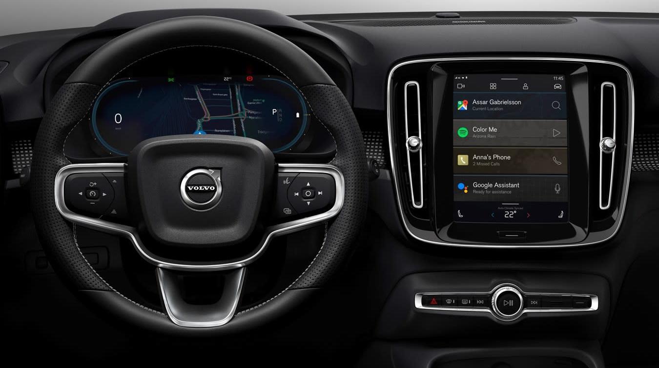 Вот как работает новая автомобильная операционная система Android Automotive OS