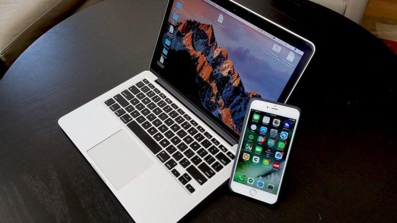 Как включить AirDrop между iPhone и старым компьютером Mac