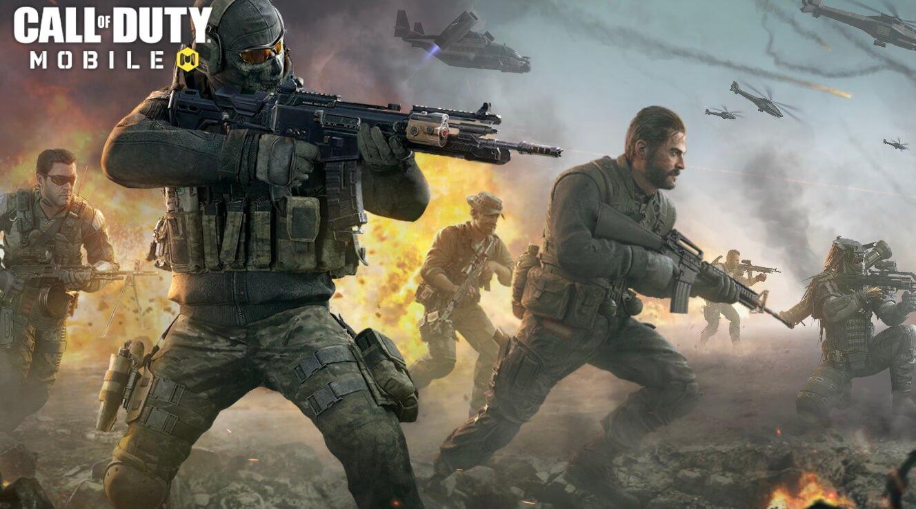 Обзор Call of Duty: Mobile. Уставшим от PUBG рекомендуется