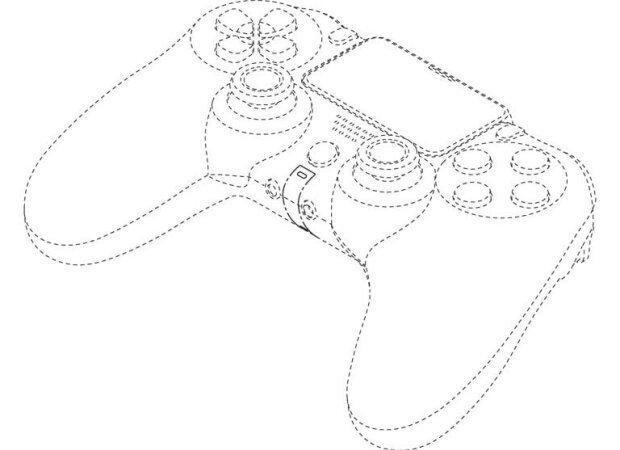 Sony показала необычный патент для PlayStation 5: фото