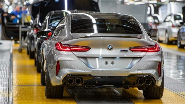 Самый мощный монстр: BMW запустил производство M8 Gran Coupe. Фото