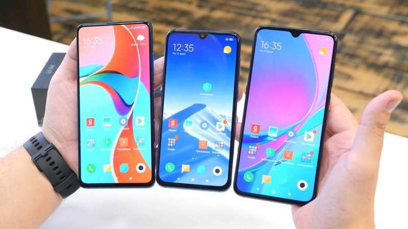 Список смартфонов Xiaomi, которые не обновятся до прошивки MIUI 12