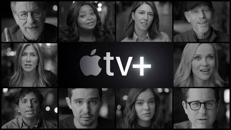 Как студенту оформить бесплатную подписку на Apple TV+