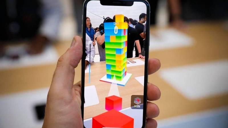 Когда мы увидим дополненную реальность от Apple