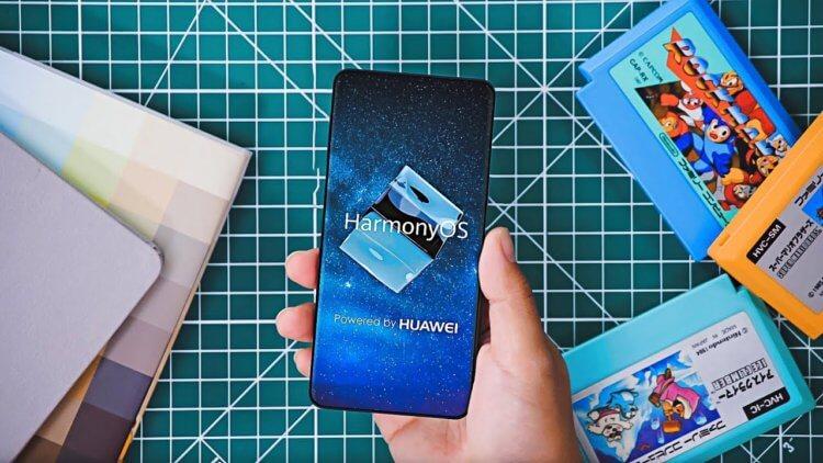 Huawei объявила, когда выпустит HarmonyOS для смартфонов. Спойлер: скоро