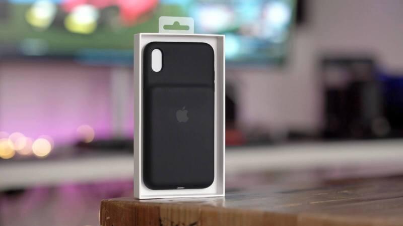 Apple представила Smart Battery Case для iPhone 11 и 11 Pro с кнопкой камеры
