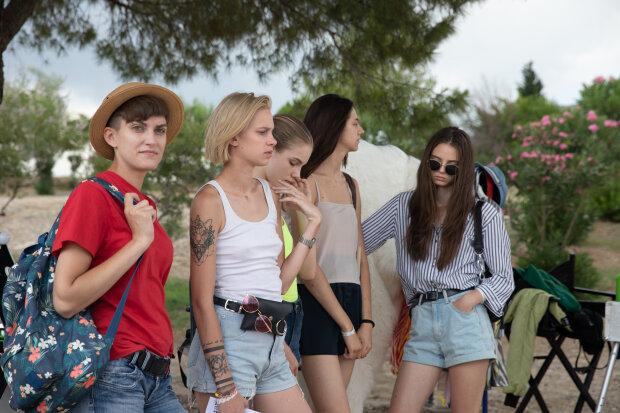 В шубах при +30: как «Топ-модели по-украински» курорт в Турции рекламировали