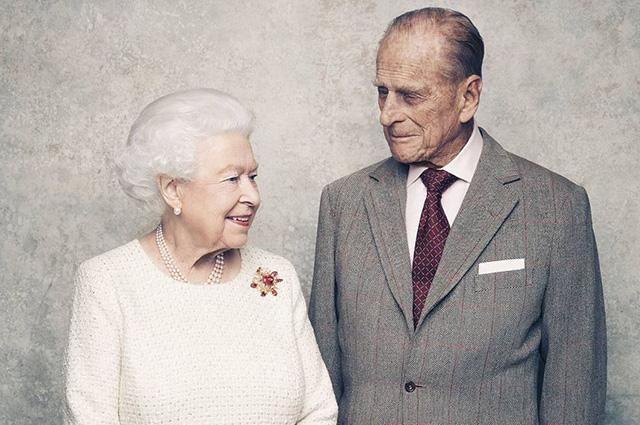 98-летний супруг Королевы Елизаветы II госпитализирован