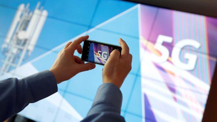 В чём сложность создания 5G-смартфонов