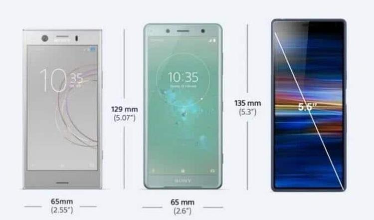 Sony готовит смартфон Xperia Compact с 5,5″ дисплеем
