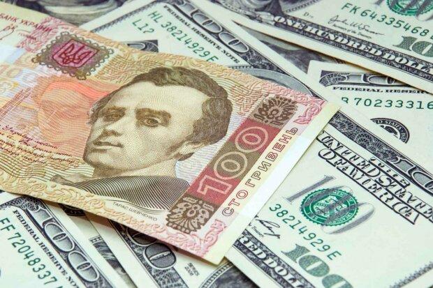 Гривна начала новую рабочую неделю с подорожания: курс валют в Украине на 27 января