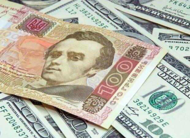 Гривна на выходных ускорила падение: курс валют в Украине на 25 января