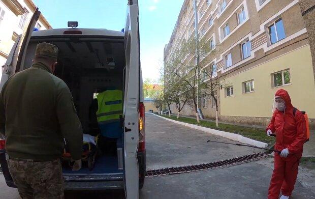 Коронавирус в Украине. YouTube
