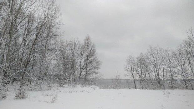 Зима, мороз-фото Знай.ua