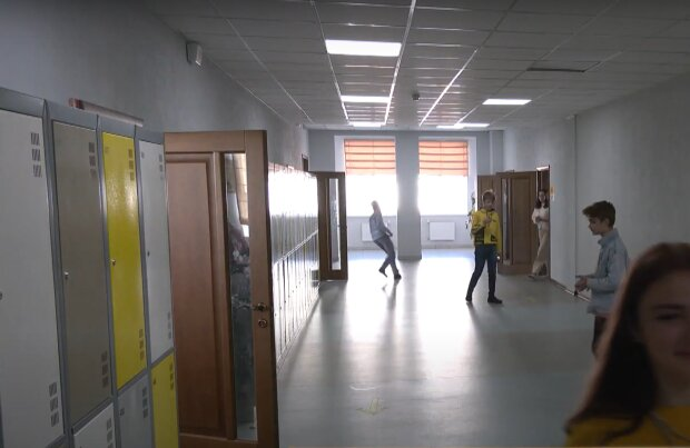 Школа, кадр с видео / иллюстративное фото