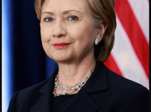 ヒラリー・クリントン、クッキー・アンド・ティー