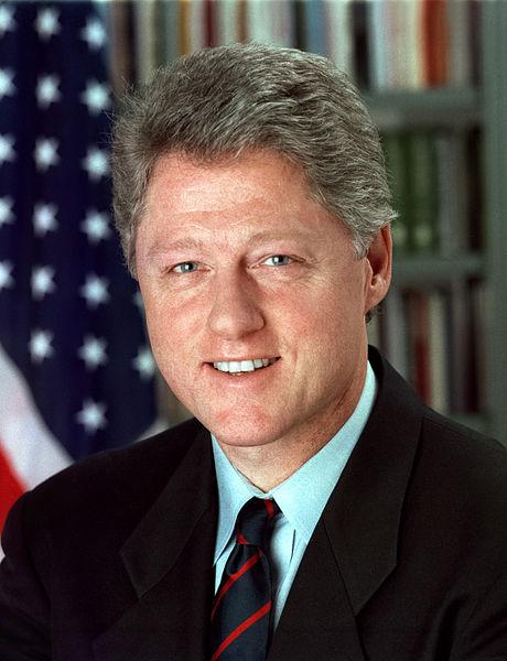 ビル・クリントン 1993年