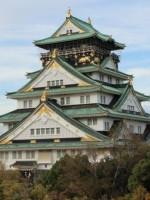 大阪城天守閣 画像