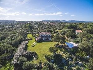 Villa Giulia a Porto Pollo è perfetta per la privacy
