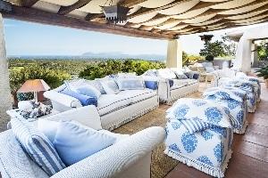 Villa Sughera è una villa vista mare multi comfort