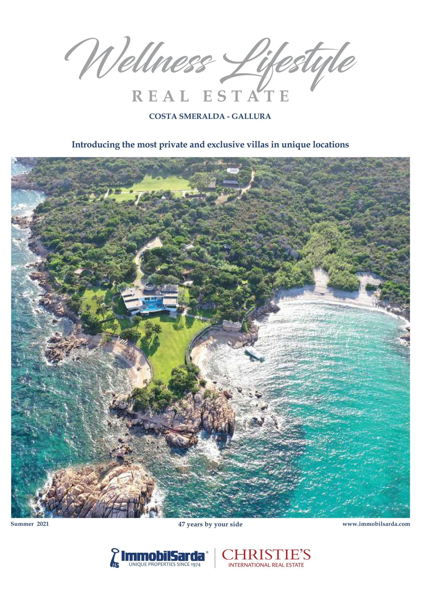 Wellness Lifestyle Real Estate Catalogue