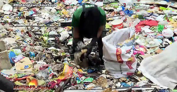 韓国が捨てたゴミ