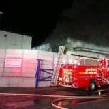 マテックプラザ 火事 札幌白石区