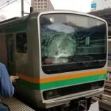 藤沢駅 東海道線 人身事故