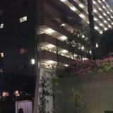 東京都新宿区新宿7丁目付近で火災
