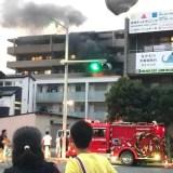 ステラタウン埼玉県さいたま市宮原町付近で火災