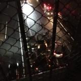 横浜横須賀道路で車13台の多重事故
