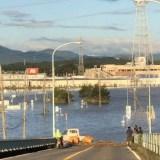 ピオニウォーク東松山が浸水