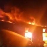 香川県仲多度郡多度津町 火事 2019年11月15日