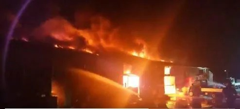 動画 香川県仲多度郡多度津町で火事が今日発生 原因は何故?Twitter速報画像11月15日