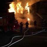 宮崎県都城市郡元町付近 火事 2019年11月1日