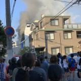 動画 広島市南区宇品付近で火事が今日発生 原因は何故?詳しい場所はどこ?Twitter速報画像11月7日