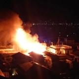 兵庫県宝塚市山本野里2丁目の火事