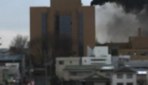 市立秋田総合病院で火事(川元松丘町) 原因は?速報動画・画像2020年1月22日