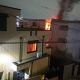 愛知県名古屋市千種区今池2丁目 火事 2020年1月17日