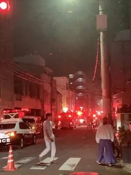 火事 大阪