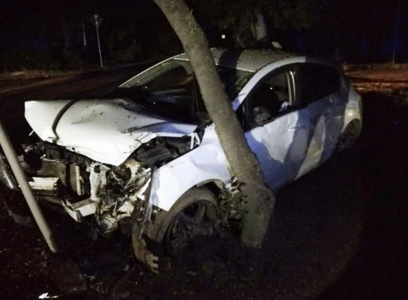 В Пятигорске в результате ДТП пострадали 4 человека, двое из которых дети
