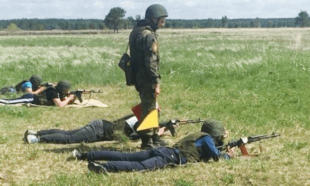 Невинномысские юнармейцы побывали на стрельбах