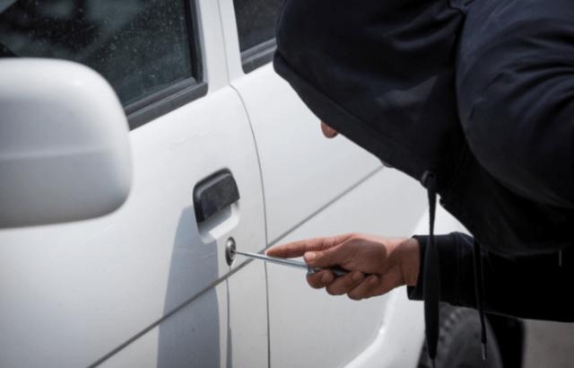 В Ессентуках установили подозреваемого в угоне автомобиля
