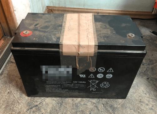 В Георгиевском городском округе задержали двоих подозреваемых в краже промышленных аккумуляторов