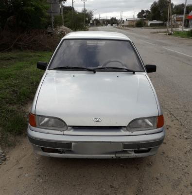 В Арзгирском районе установлен подозреваемый в угоне автомобиля