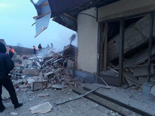 Частная пивоварня взорвалась в Пятигорске, есть погибшие