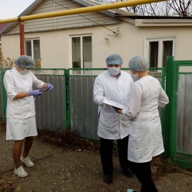 Очаг заболевания сибирской язвой локализован на Ставрополье