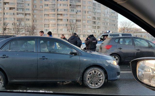 Обстоятельства дорожной перестрелки выясняют полицейские в Ростове