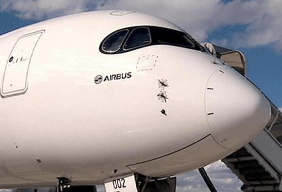 Airbus обогнала Boeing в общем количестве произведенных самолетов